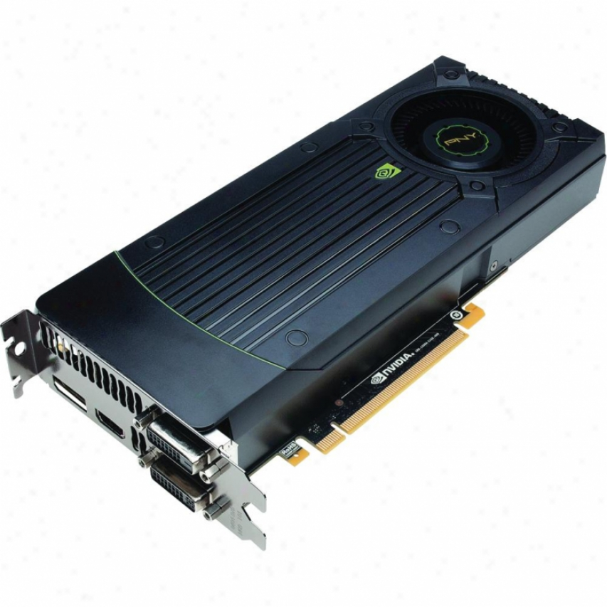 Pny Vcggtx670xpb Geforce Gtx 670 2gb Gddr5 Pci Express 3.0 X16 Video Card