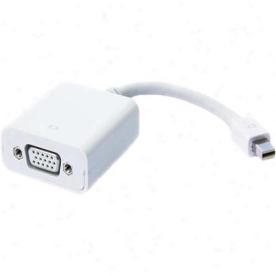Ppa Int'l 5200 Vga To Mini Displayport - White