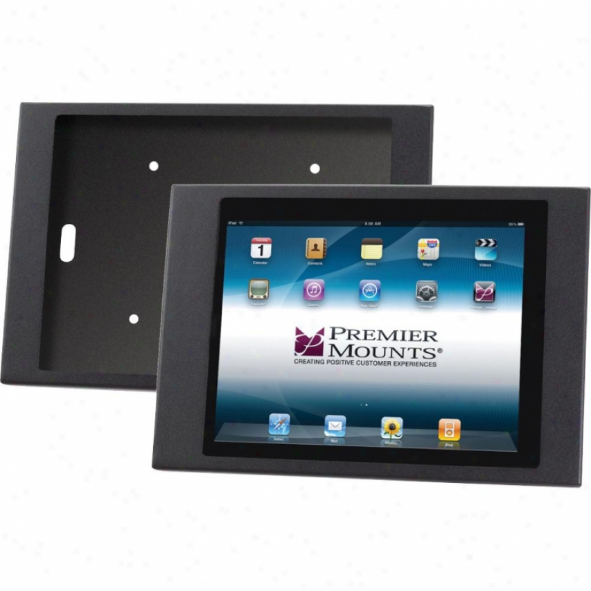 Premier Mounts Ipm-110 - Fully Protdcted Vesa Mounting Frame For Ipad