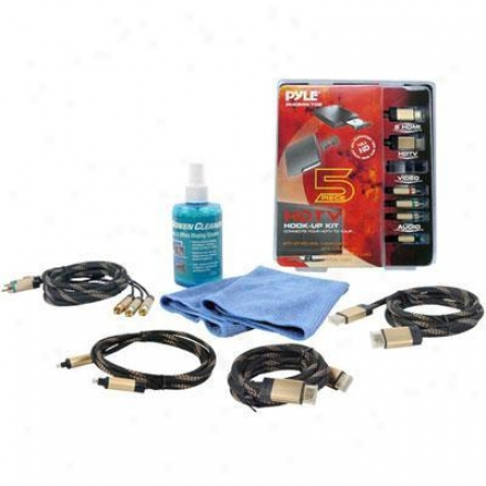 Pyle Hdtv Install/cleaning Kit