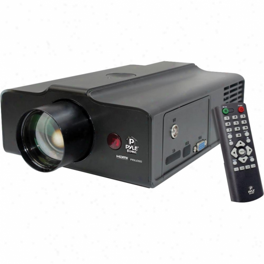 Pyle Portable Led Projector