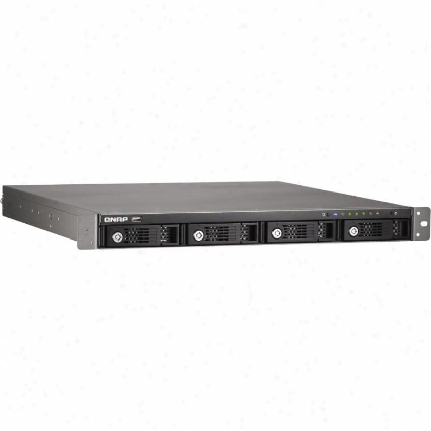 Qhap 4-bay Nas Rack Ts-495u-rp+