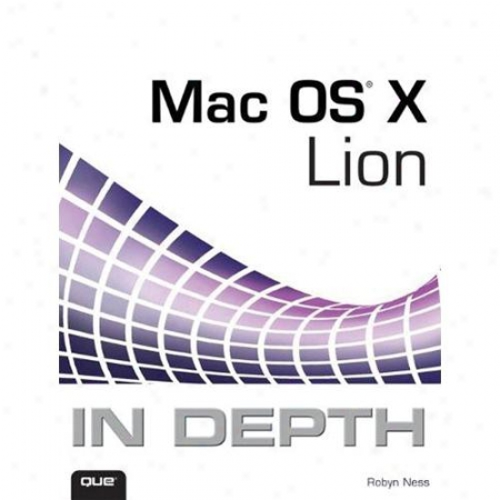 Que Puublishing Mac Os X Lion In Depth