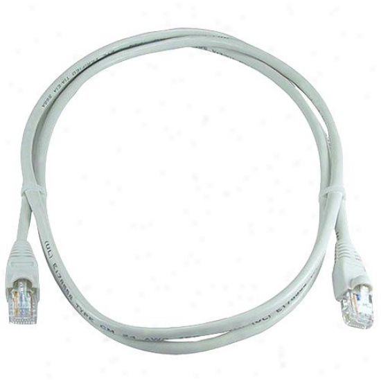 Qvs Cc712e-03 Category 5 Enhanced Cable ? 3 Feet
