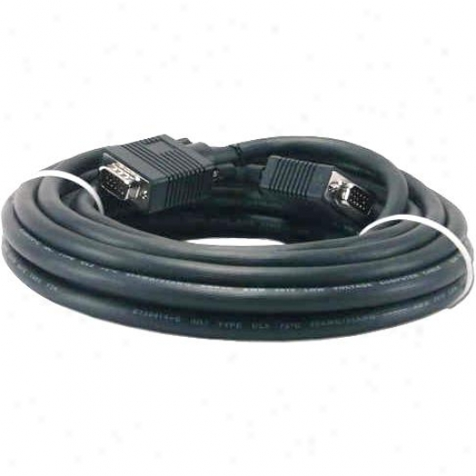 Qs Vga Hd15 Triple Shielded Vga Cable Cc388b-06