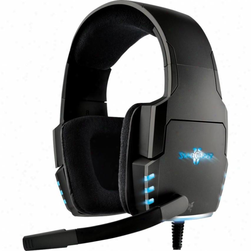 Razer Banshee Starcraft Ii Game Headset