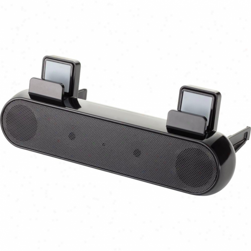 Rca Sp10 Portable Speaker And Stand