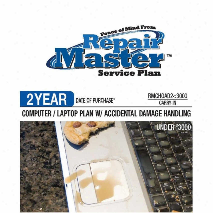 Repair Master Rmchoad2u3000 2-year Computer & Tablet Warranty Plan