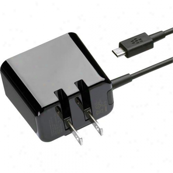 Research In Motion Blackberry Premium Charger - Acc-39343-301