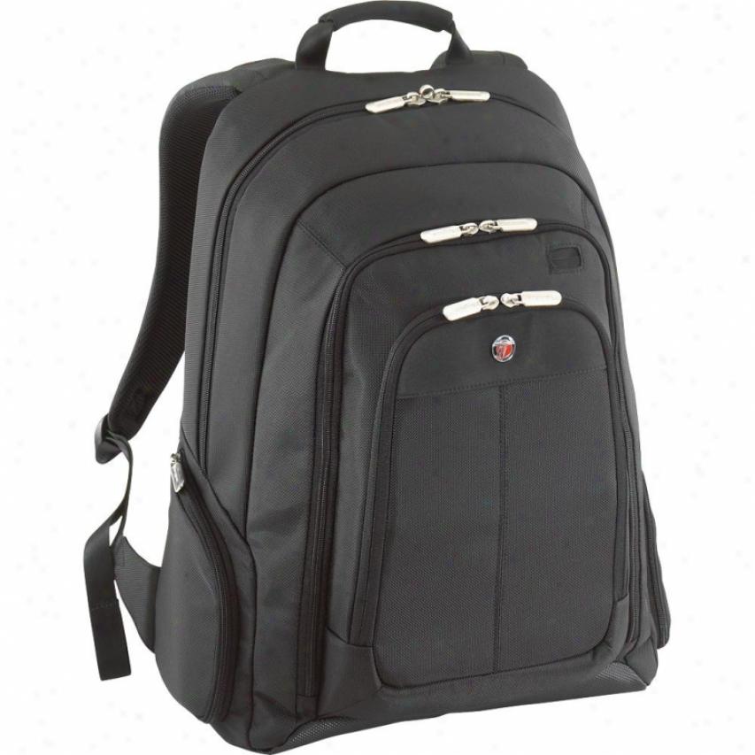 """Revolution 15.4"""" Notebopk Backpack - Black Teb005us"""