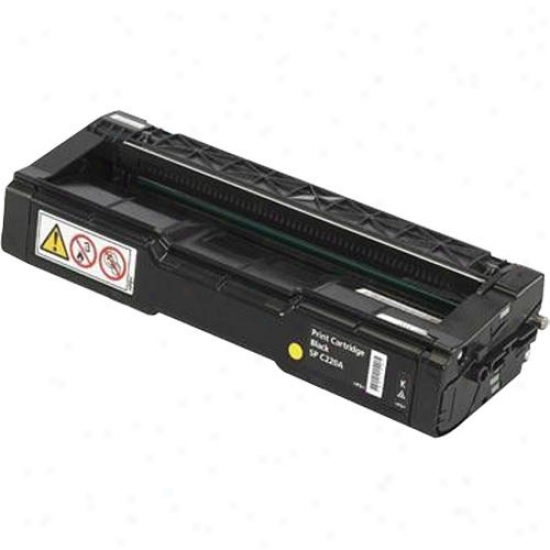 Ricoh Corp 406046 Black Toner For Spd-220 Series All-in-one Printer