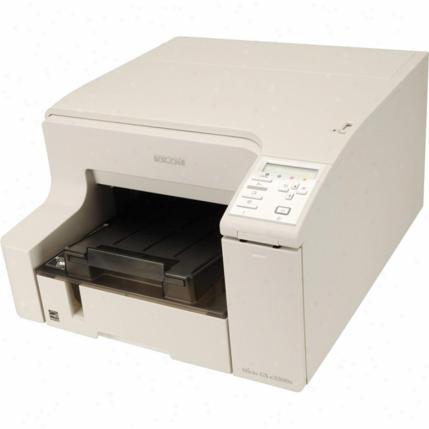 Ricoh Corp Aficio Gx E3300n Gelsprinter Color Printer
