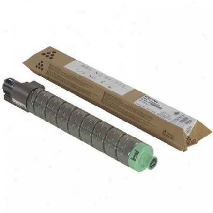 Ricoh Corp Black Hy Toner For 811dn