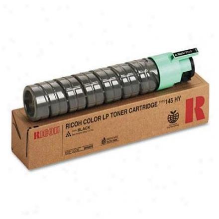 Ricoh Corp Black Hy Toner Type 145