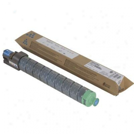 Ricoh Corp Cyan Hy Toner For 811dn