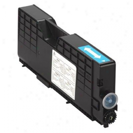 Ricoh Corp Cyan Toner For Cl3000/2000