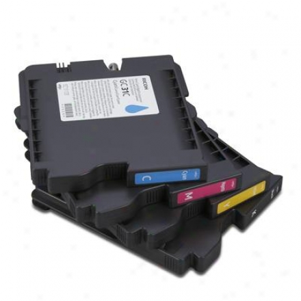Ricoh Corp Print Cartridge Gc 31c