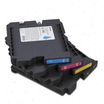 Ricoh Corp Print Cartridge Gc 31y