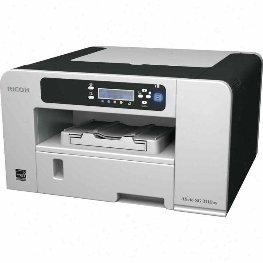 Ricoh Corp Sg3110dn Bandw Laser Printer