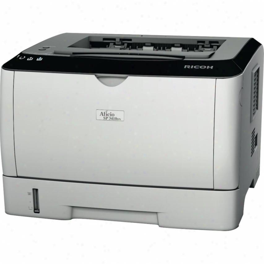 Ricoh Corp Sp3410dn B/w Laser Printer
