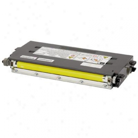 Ricoh Corp Yellow Color Toner Sp C210
