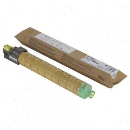 Ricoh Corp Yellow Hy Toner For 811dn