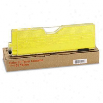 Ricoh Corp Yellow Toner Type 155