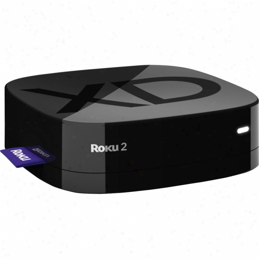 Roku 2 Xd Wireless Video Streaming Device
