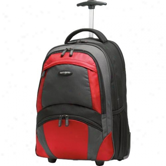 Samsonite 17878-1070 Computer Compatible Wheeled Backpack