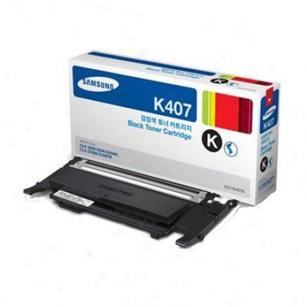 Samsung Black Toner 1.5k Yield