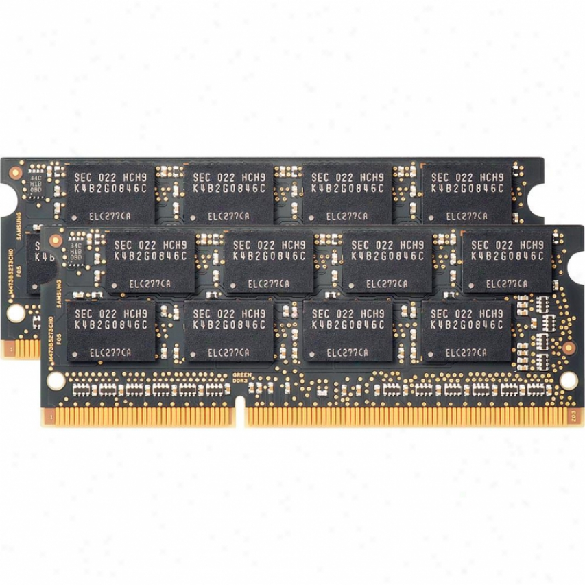 Samsung Mv-3t2g3d 2gb (1 X 2gb) Pc3-12800 Ddr3 Sdram Notebook Memory