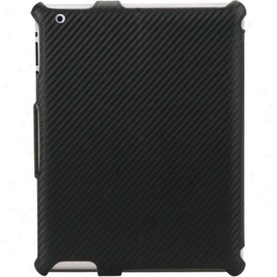 Scosche Folio Case For Ipad 2 Ipd2cfbk - Black