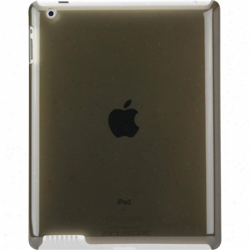 Scosche Snapshield P2 - Low Profile Polycarbonate Case For Ipad 2 - Smoke