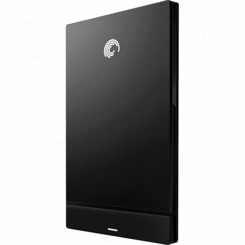 Seagate Goflex Slim Performance 320gb Portable Usb 3.0 Hard Drive - Stbe320100