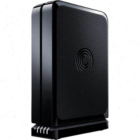 Seagate Stac100O100 Freeagent Goflex Desk 1tb External Hard Drive - Pc/mac