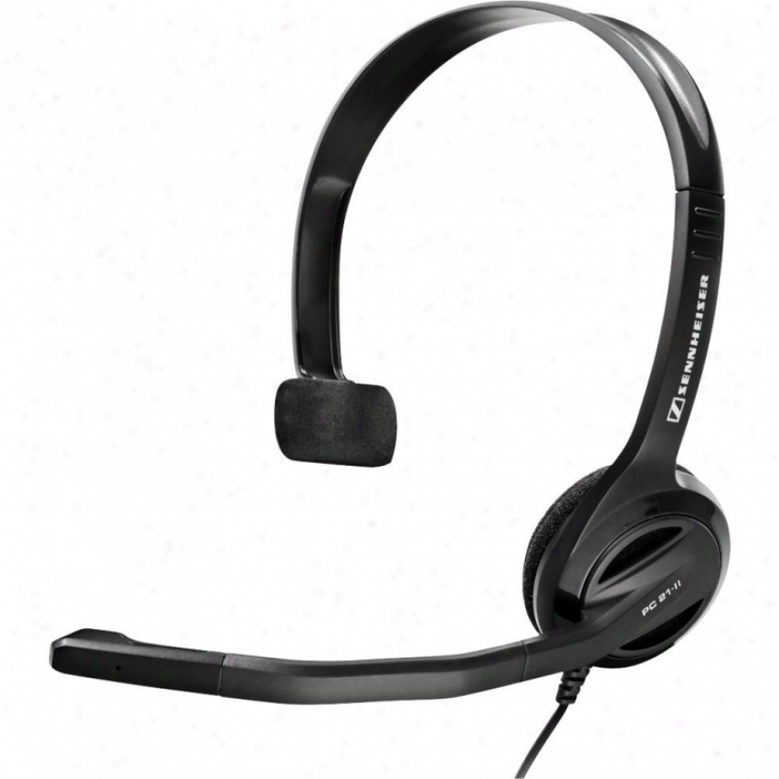 Sennheiser Over The Head Pc Headset Pc21-ii