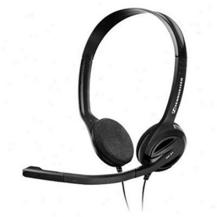Sennheiser Over The Adverse  Pc Headset