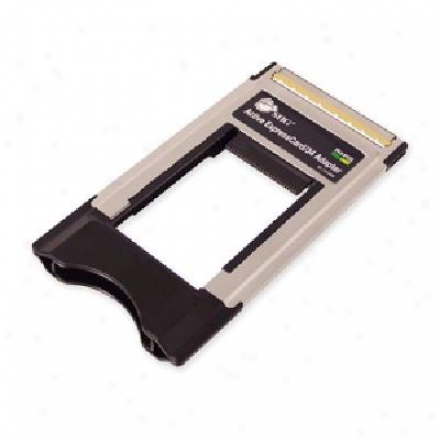 Siig Inc Active Expresscard/34 Adapter