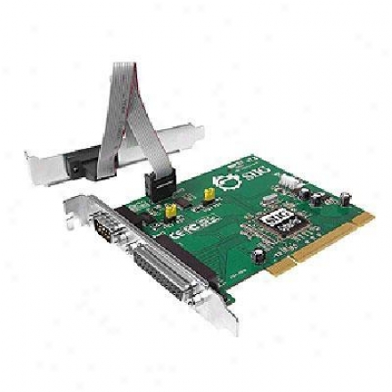 Siig Inc Cyberserial 2s1p 950 Pci