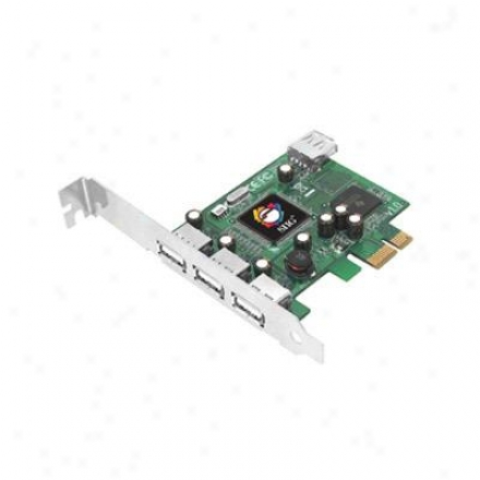 Siig Inc Dp Hi Speed Usb 4-port Pcie