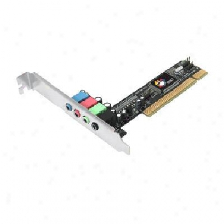 Siig Inc Soundwave 4 Channel Pci