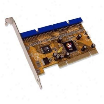 Siig Inc Ultraata 133 Raid Dual Control