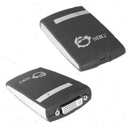 Siig Inc Usb 2.0 To Dvi