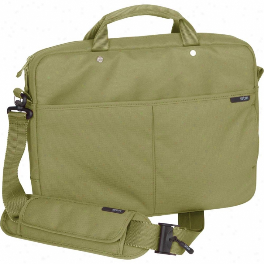 "Slim Slender 13"" Laptop Case Dp-0521-07 - Sage"