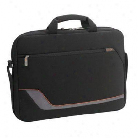 "Solo 17.3"" Laptop Slim Brief Vtr124-4"