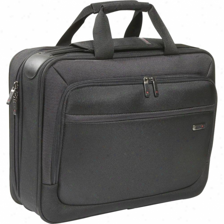 Solo Smart Strap Laptop Portfolio - Black Cla3308-4