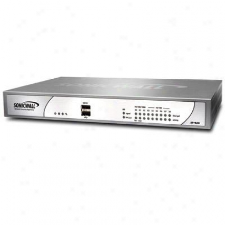 Sonicwall Nsa 240 Totalsecure Security Appliance - 1-year
