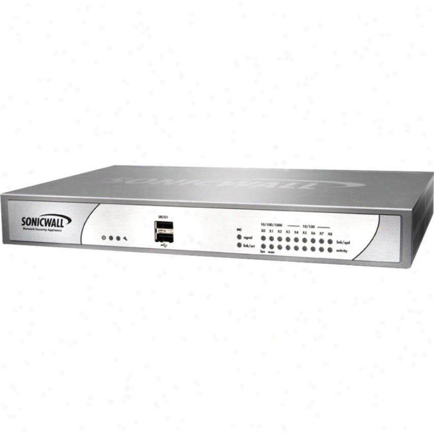 Sonicwall Nsa 250m Network Security Appliance