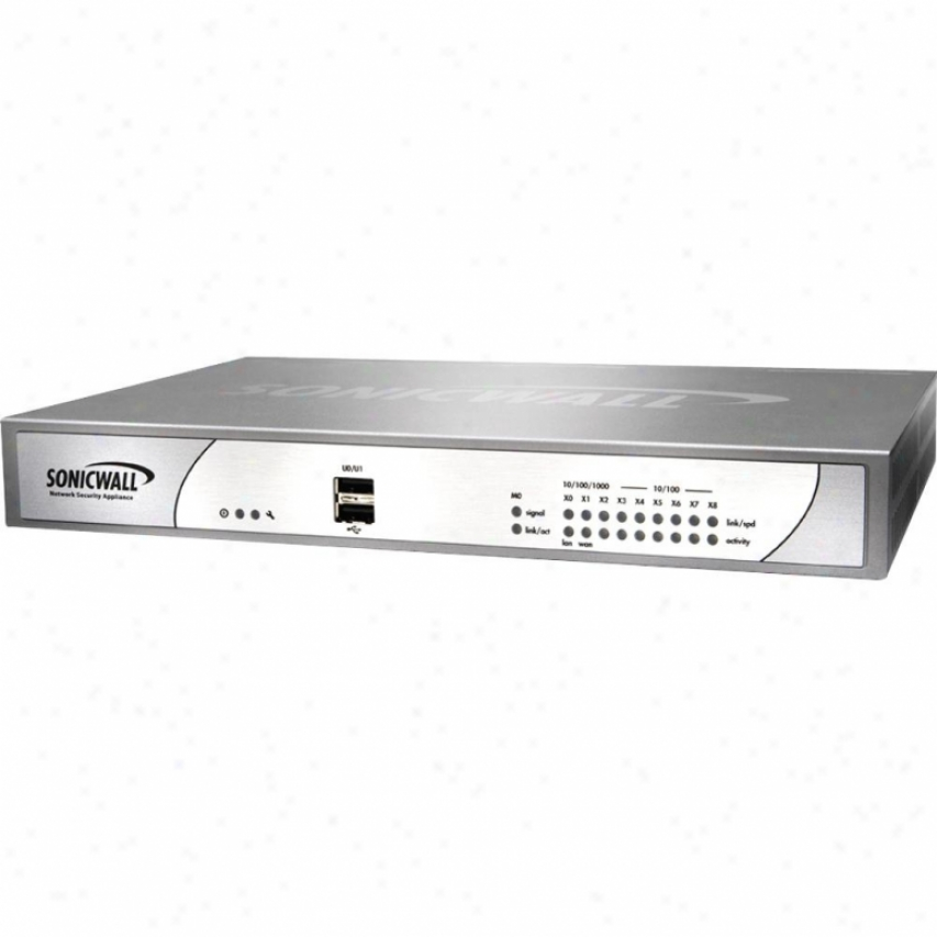 Sonicwall Nsa 250m Totalsecure
