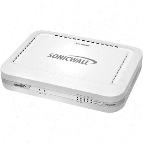 Sonicwall Tz 205 Wireless-n Totalsecure Security Appliance 01-ssc-4892